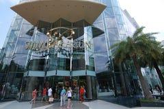 Siam Paragon Shopping Center Bangkok Stock Photography