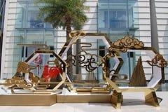 Siam Paragon Shopping Center Bangkok Royalty Free Stock Photo