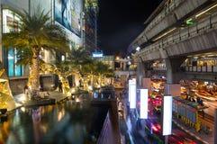 Siam Paragon shopping center Royalty Free Stock Photos