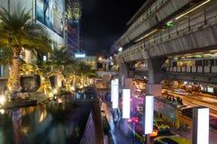 Siam Paragon shopping center Stock Photo