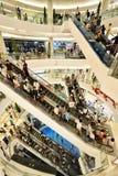 Siam Paragon Shopping Mall, Bangkok Foto de archivo