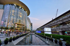 Siam Paragon Shopping Mall, Bangkok Royalty Free Stock Photography