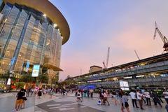 Siam Paragon Shopping Mall, Bangkok Royalty Free Stock Images