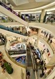 Siam Paragon Shopping Mall, Banguecoque Imagens de Stock
