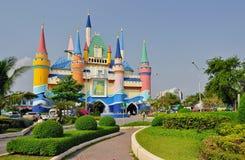 Siam Park. City in Bangkok Stock Image