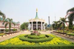 Siam park city, Suan Siam, Bangkok Thailand Stock Photo