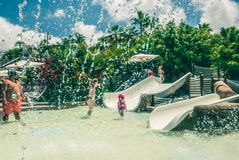 Siam Park Royalty Free Stock Photo