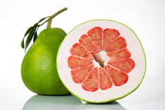 Siam Ruby Pomelo Fruit photos libres de droits