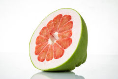 Siam Ruby Pomelo Fruit image stock