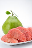 Siam Ruby Pomelo Fruit photographie stock libre de droits