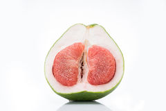 Siam Ruby Pomelo Fruit Royaltyfri Foto