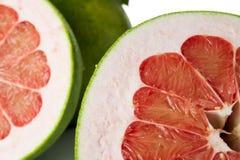 Siam Ruby Pomelo Fruit Lizenzfreie Stockbilder