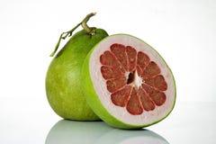 Siam Ruby Pomelo Fruit Lizenzfreies Stockfoto