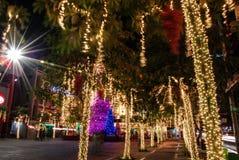 Siam Square, Bangkok, Thaïlande Photos libres de droits