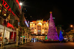 Siam Square, Bangkok, Thailand Stock Photography