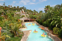 Siam waterpark Royalty Free Stock Photo
