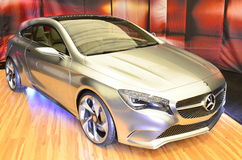 SIAMB 2012 - Mercedes concept car Royalty Free Stock Photo