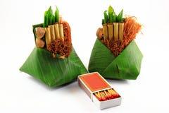 Siamesische alte Zigarette Lizenzfreie Stockfotografie