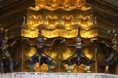 Siamesische Architektur Stockbild