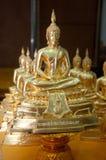 Siamesische Buddha-Statue Stockfotografie