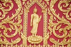 Siamesische Buddha-Statue lizenzfreie stockbilder
