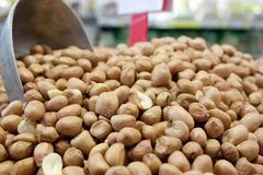 Siamesische Erdnuss stockfoto