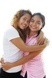 Siamesische Frauen Lizenzfreie Stockbilder