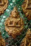 Siamesische Gottheitstatue Stockbilder