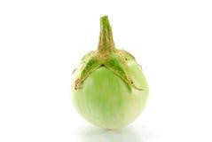 Siamesische grüne Aubergine Lizenzfreie Stockfotografie