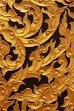 Siamesische Kunst lizenzfreies stockbild