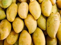 Siamesische Mangofrüchte Lizenzfreies Stockbild