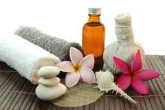 Siamesische Massage. Lizenzfreie Stockfotografie