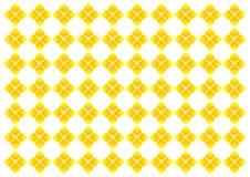 Siamesische Musterkunst Lizenzfreie Stockfotos