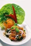 Siamesische Nahrung Stockfotografie