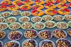 Siamesische Nahrung. stockbilder