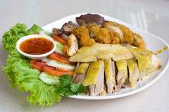 Siamesische Nahrung Stockfoto