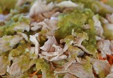 Siamesische Nahrung - Stirfischrogen #6 stockbilder