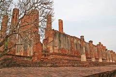 Siamesische Ruinen Stockbild