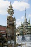 Siamesische Statue Lizenzfreies Stockfoto