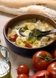 Siamesische Suppe 008 Lizenzfreies Stockfoto