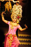 Siamesische Tanzkultur Stockfoto