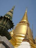 Siamesische Tempel Stockfotografie