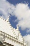 Siamesische Tempelkunst Stockfotos