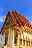 Siamesische Tempelkunst Stockfotografie