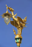 Siamesische Tempelkunst Lizenzfreies Stockbild