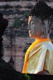 Siamesischer Buddha lizenzfreie stockbilder
