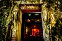 Siamesischer Buddha Lizenzfreie Stockfotografie