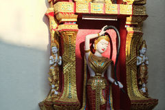 Siamesischer Buddha stockfotos