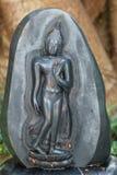 Siamesischer Buddha Lizenzfreies Stockfoto