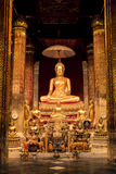 Siamesischer Buddha stockfotografie